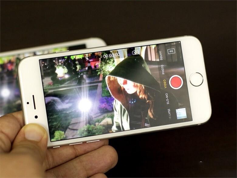 Tính năng chụp ảnh khi quay video trên iPhone 7