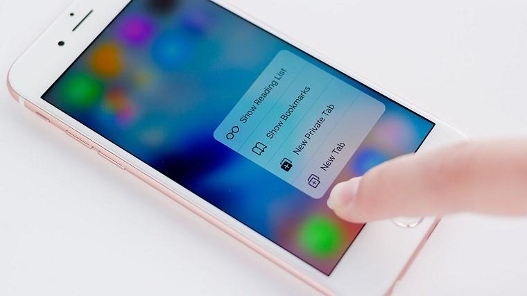 Cách sử dụng nút Home trên iPhone 8