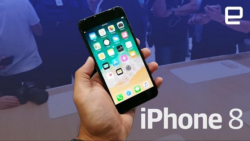 Cách sử dụng iPhone 8 cơ bản cho người mới