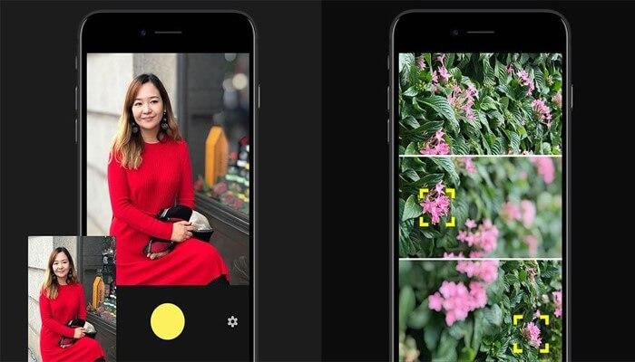 Chụp ảnh xóa phông đẹp trên iPhone (Ảnh minh họa)
