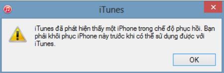 Sửa lỗi iPhone bị vô hiệu hóa do gõ sai mật khẩu nhiều lần (1)