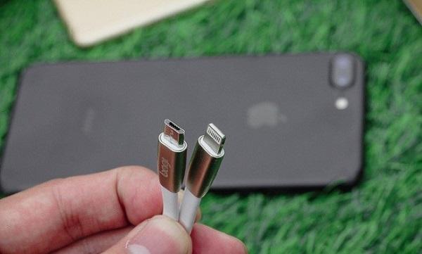 Cách khắc phục lỗi iPhone không nhận sạc (2)