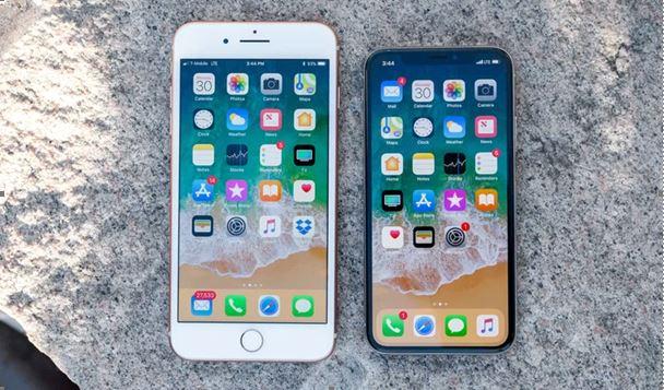 So sánh iPhone 7 Plus và iPhone X