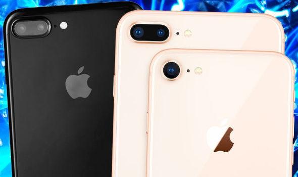 so sánh iPhone 7 Plus và iPhone 8