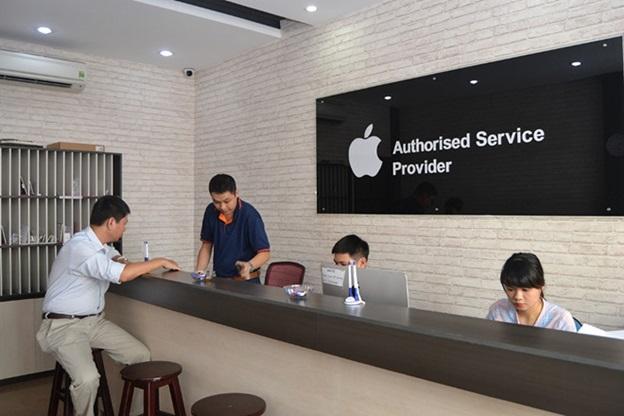 Trung tâm bảo hành Apple chính hãng Việt Nam