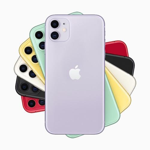 iPhone 11 vẫn có viền rất dày và sử dụng màn hình tai thỏ