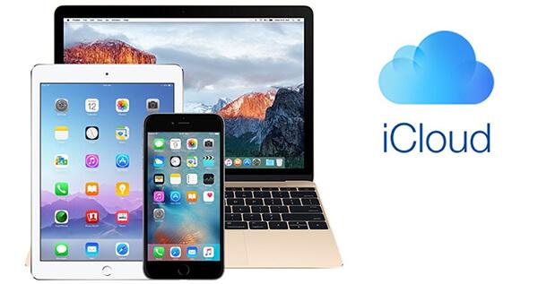 iCloud được tính hợp từ iOS 7