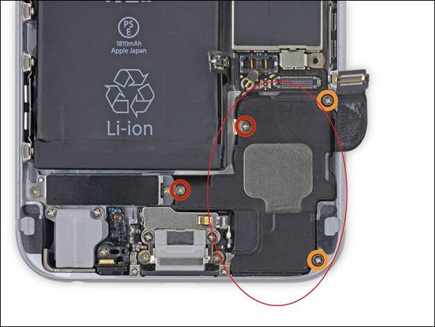 Lỗi iPhone không nghe được loa ngoài