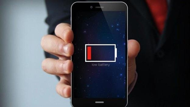 Lỗi điện thoại iPhone của bạn bị lỗi tụt pin nhanh bất thường