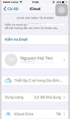Hướng dẫn cách tạo Apple ID (9)