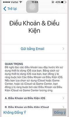 Hướng dẫn cách tạo Apple ID (8)