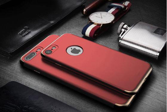 Dùng ốp lưng hoặc bao da để tránh bong tróc sơn iPhone 7