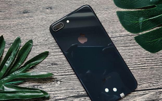 iPhone 8 chống bám bụi bẩn hoàn hảo