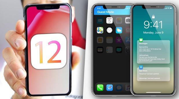 Cập nhật phiên bản hệ điều hành iOS mới cho iPhone