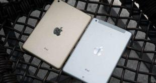 Thiết kế của iPad Mini 2 và iPad Mini 3 khá tương đồng