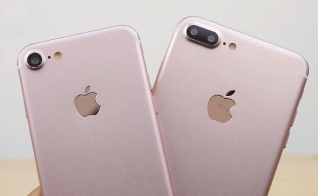 Bộ đôi iPhone 7 và iPhone 7 Plus với sức mạnh bền bỉ