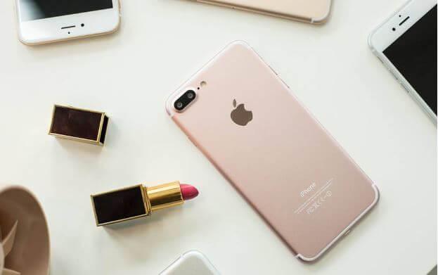 iPhone 7 Plus với trang bị cụm camera kép chất lượng