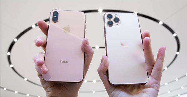 iPhone 11 Pro hiệu năng vượt xa iPhone Xs với chipset A13 mạnh nhất của Apple