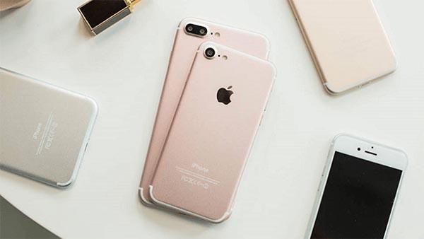 iPhone 7 Plus trang bị tới 2 camera chính phía sau