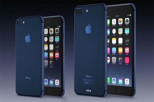 Kích thước màn hình iPhone 7 Plus lớn hơn iPhone 7
