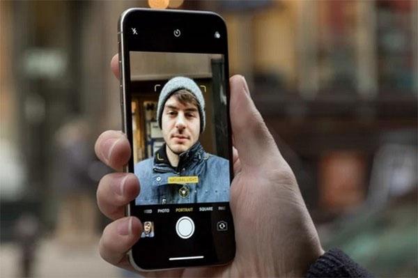 Camera selfie kết hợp tính năng làm đẹp