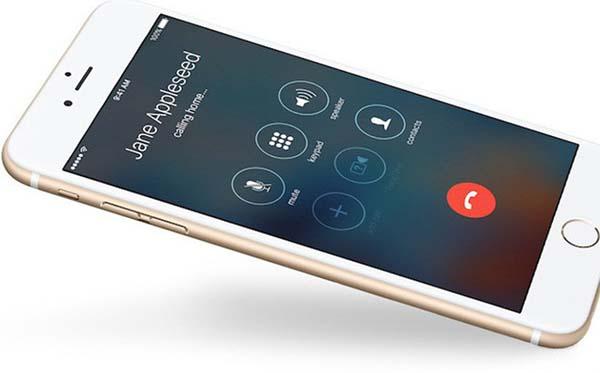 Loa đàm thoại trên iPhone bị lỗi hỏng, khiến âm thanh bị nhỏ, rè