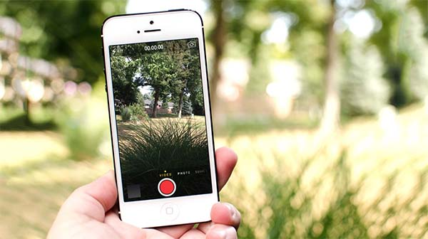 Tắt âm chụp ảnh iPhone bằng cách điều chỉnh âm lượng về mức im lặng