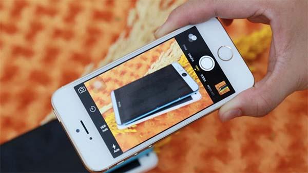 Có thể tắt tiếng chụp ảnh bằng cách quay video