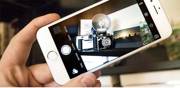 Có thể tắt âm chụp ảnh bằng Live Photo