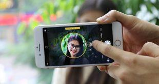 Cách chụp ảnh xoá phông trên iPhone 7 Plus