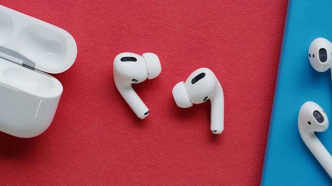 Kiểm tra thời lượng pin của tai nghe AirPods và thời lượng pin trên vỏ hộp