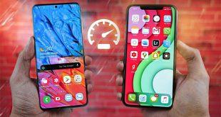 iPhone 11 Pro trang bị chip xử lý A13 Bionic mới nhất vượt trội hơn Galaxy S20+