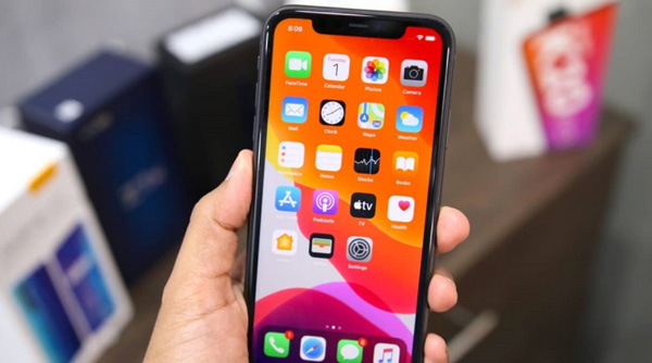 Restore lại iPhone để đưa máy về chế độ cài đặt mặc định ban đầu