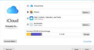 Sử dụng công cụ đồng bộ hóa dữ liệu trực tuyến như iCloud trên iPhone