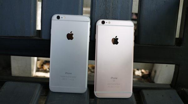 Ngoại hình bên ngoài iPhone 6 và 6s không có nhiều khác biệt