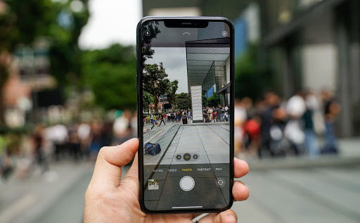 Cách vừa quay video vừa chụp ảnh trên iPhone 11