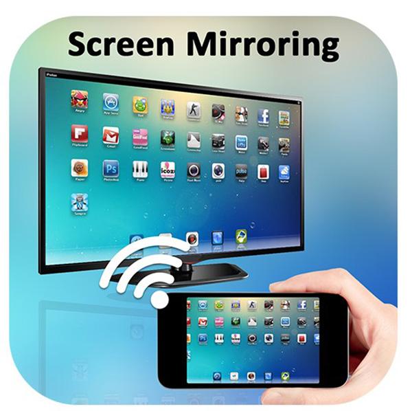 Kết nối điện thoại với tivi qua wifi bằng công nghệ Screen Mirroring.
