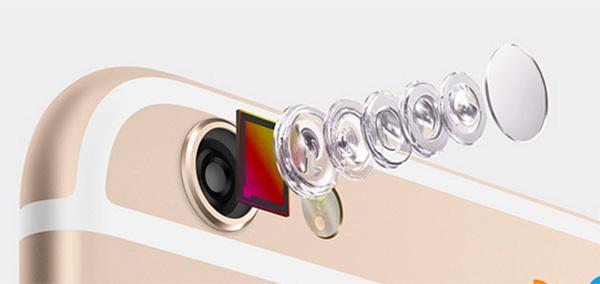 Che camera lại để kiểm tra màn hình iPhone
