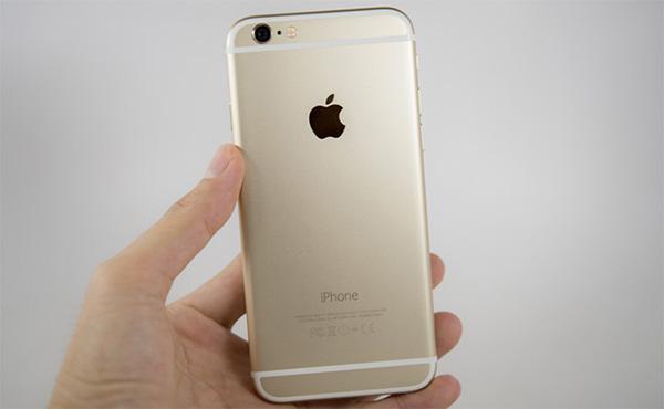 Kiểm tra iPhone 6 bao nhiêu GB