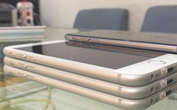 iPhone 6 plus cũ đã tràn về Việt Nam