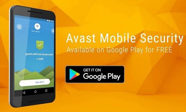 Phần mềm Avast Mobile Security & Antivirus miễn phí