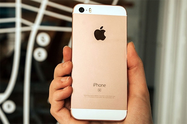 iPhone 5S chính hãng với lớp vỏ ngoài sẽ được thiết kế bề mặt nhám mịn