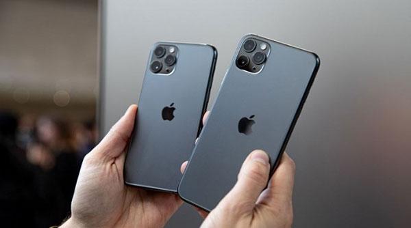 So sánh điện thoại iPhone 11 Pro và 11 Pro Max