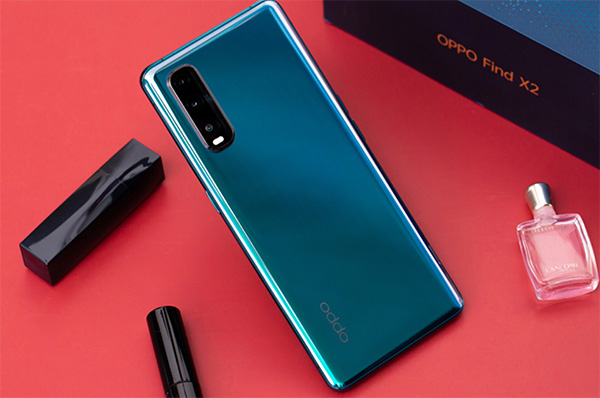OPPO Find X2 | Smartphone cao cấp nhà OPPO