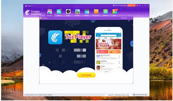 Sửa lỗi không xóa được hình ảnh trên iPhone bằng phần mềm TongBuSửa lỗi không xóa được hình ảnh trên iPhone bằng phần mềm TongBu
