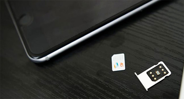 Kiểm tra bằng SIM của những nhà mạng bất kỳ