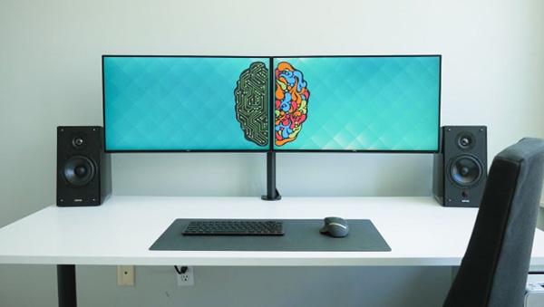 Sử dụng nhiều màn hình để tăng năng suất xử lý công việc
