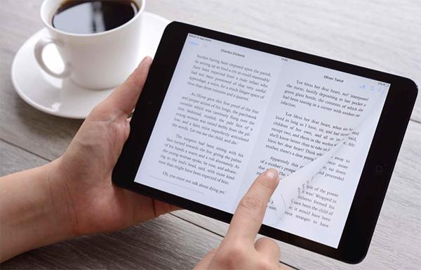 Hướng dẫn sử dụng máy đọc sách Kindle