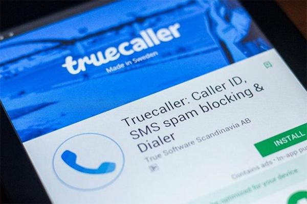 Phần mềm Truecaller cho iPhone