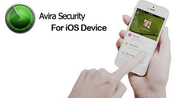 Phần mềm diệt virus Avira cho iPhone